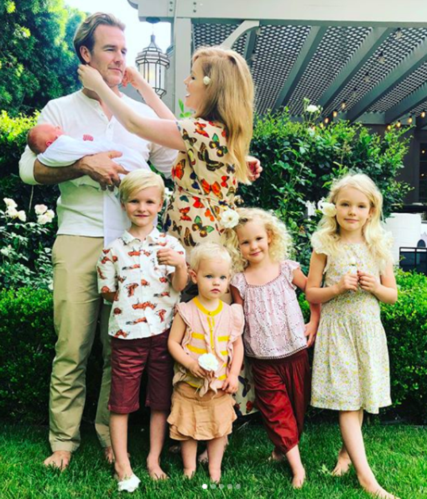 James Van Der Beek Pens Emotional Instagram Post On Wife S