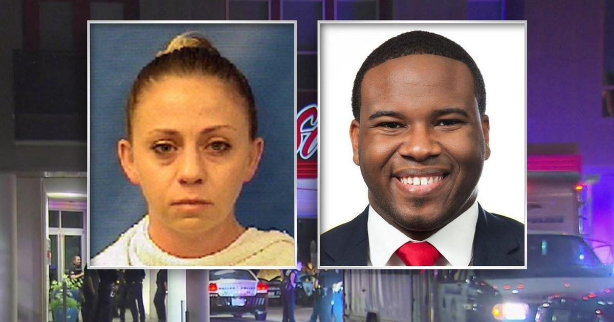 Botham Jean Shooting Dallas Police Chief Explains Why She Has Not Fired Officer Amber Guyger Who Killed Neigbor Cbs News