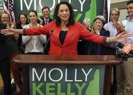 New Hampshire, Molly Kelly