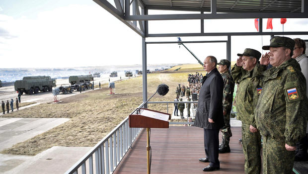 Russia, China conduct joint war games