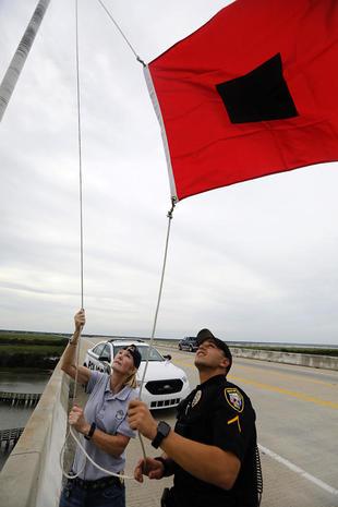 South Carolina - Hurricane Florence strikes southeastern