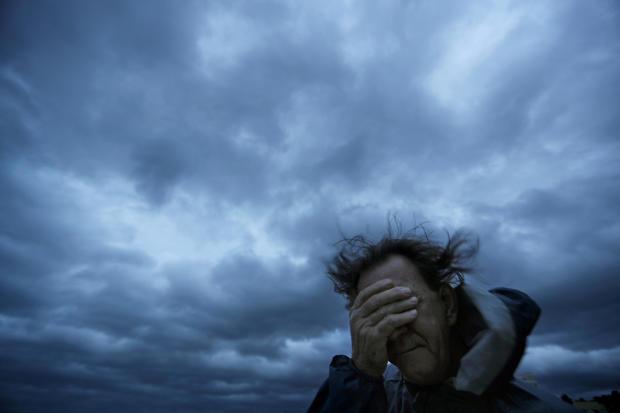 Hurricane Florence strikes southeastern U.S.