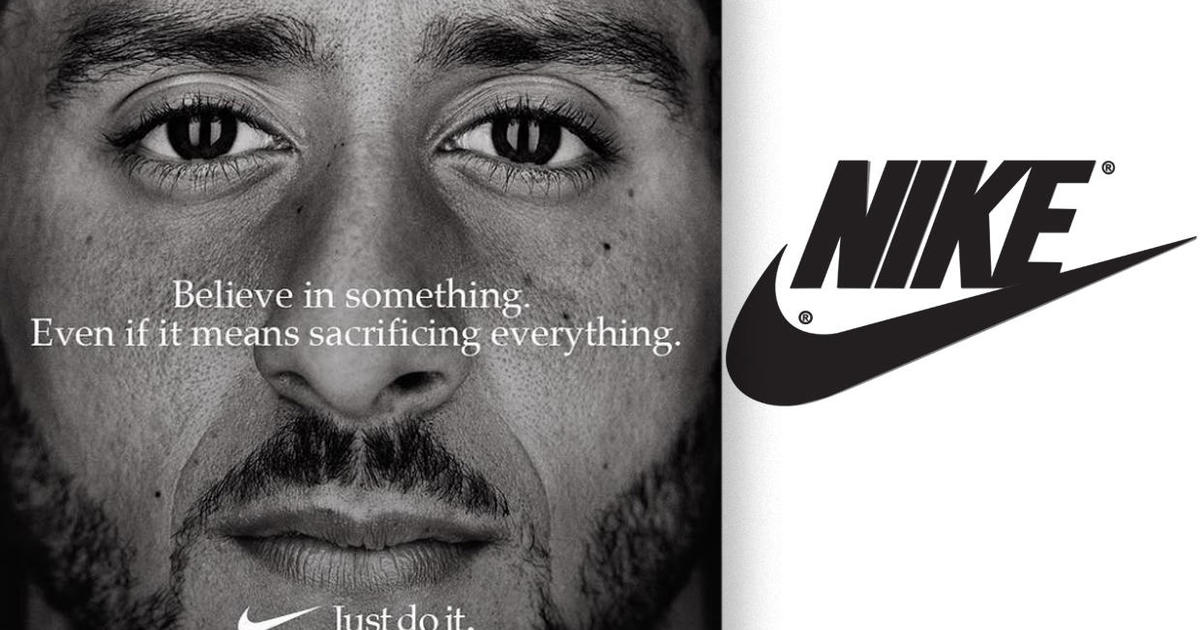Colin Kaepernick is Nike's $6 billion man