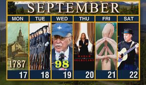 Week of September 17