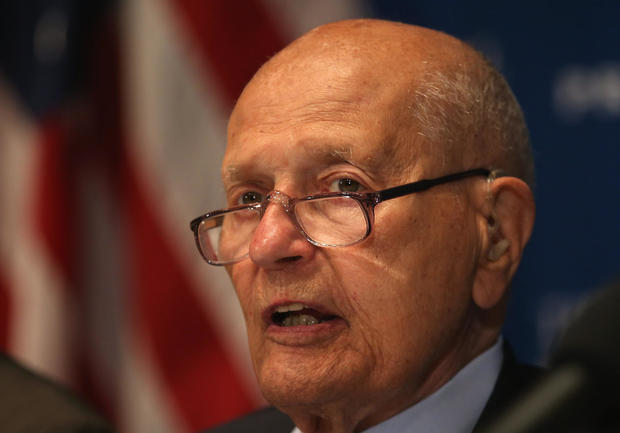 Rep. John Dingell (D-MI) Delivers Farewell Address At The National Press Club