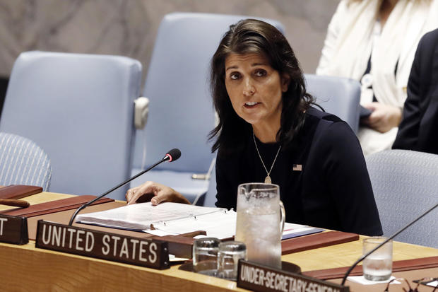 US Calls UN Meeting To Address Undermining North Korea Sanctions
