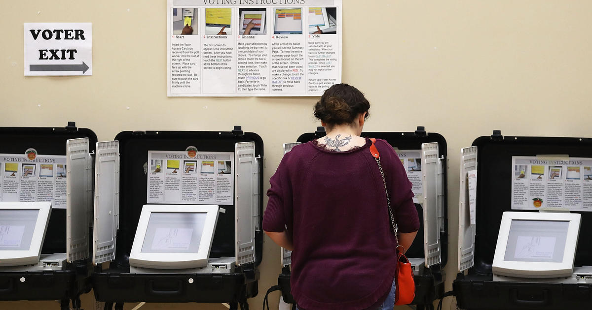 Judge orders paper ballot contingency plan for Georgia elections
