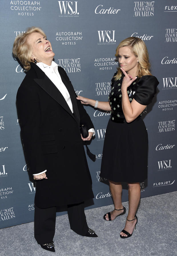 Candice Bergen,Reese Witherspoon