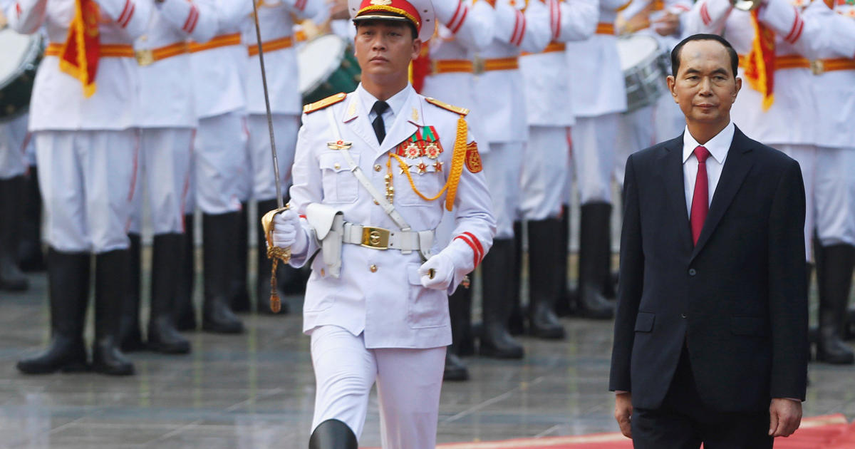 Vietnamese President Tran Dai Quang dies at 61 of unconfirmed illness