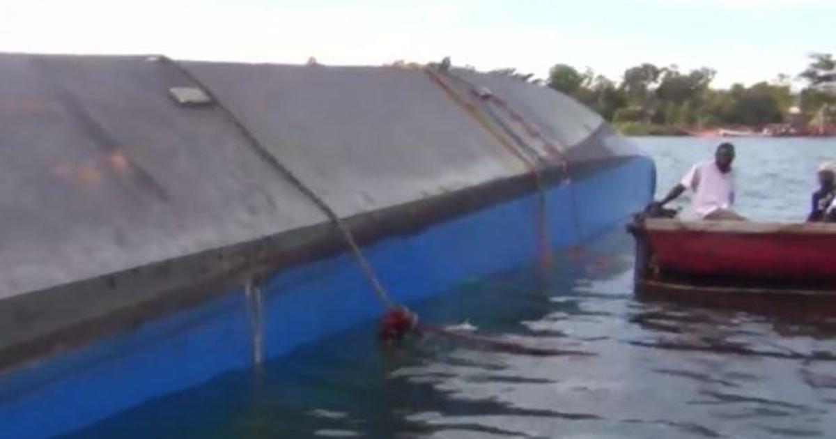 Scores feared dead as ferry sinks in Lake Victoria, Tanzania
