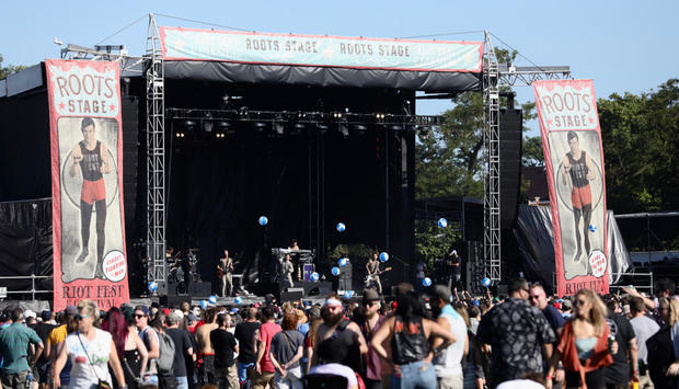 Scenes from Riot Fest
