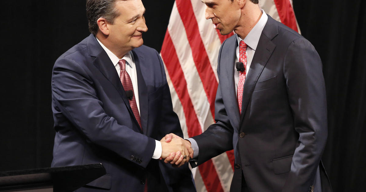 Ted Cruz and Beto O'Rourke face off in first debate