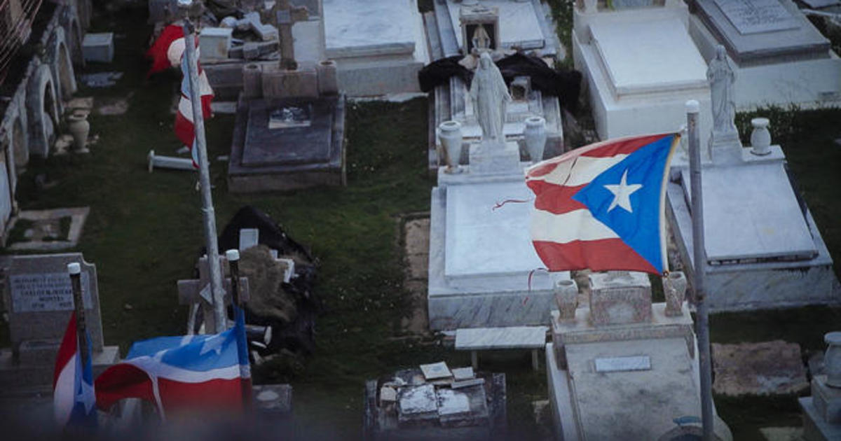 Puerto Rico debt crisis: Judge Laura Taylor-Swain opens court hearing on restructuring U.S. territory's mammoth debt - CBS News
