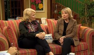 "Candice Bergen, Diane English on ""Murphy Brown"""