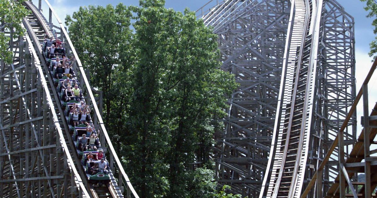 Six Flags St. Louis customers to compete for $300 by spending 30 hours in a coffin