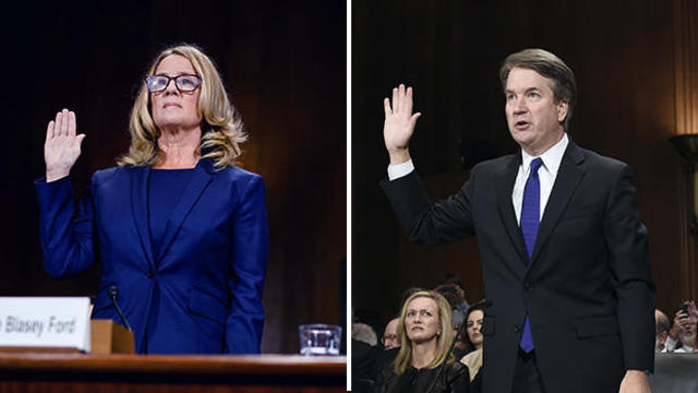 Christine Blasey Ford,Brett Kavanaugh听证会:顶级外卖