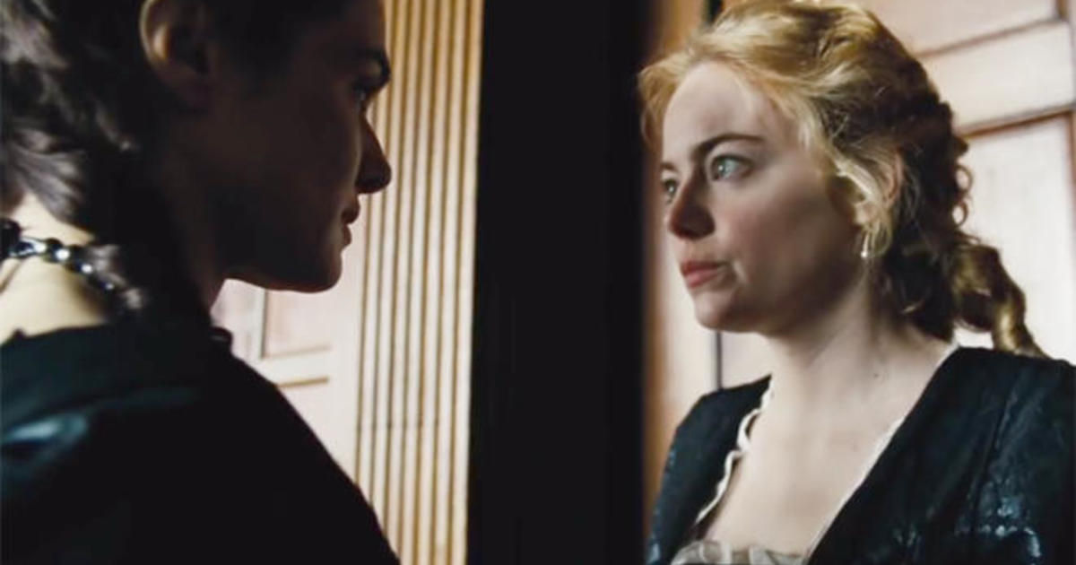 Emma Matras Review : Review emma stone and rachel weisz in u cthe favourite