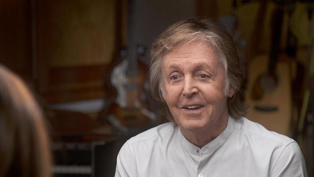 John Lennon: Paul McCartney describes Beatles' self-doubt