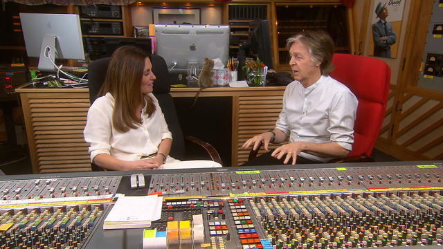 Paul McCartney opens up about Abbey Road, the Beatles
