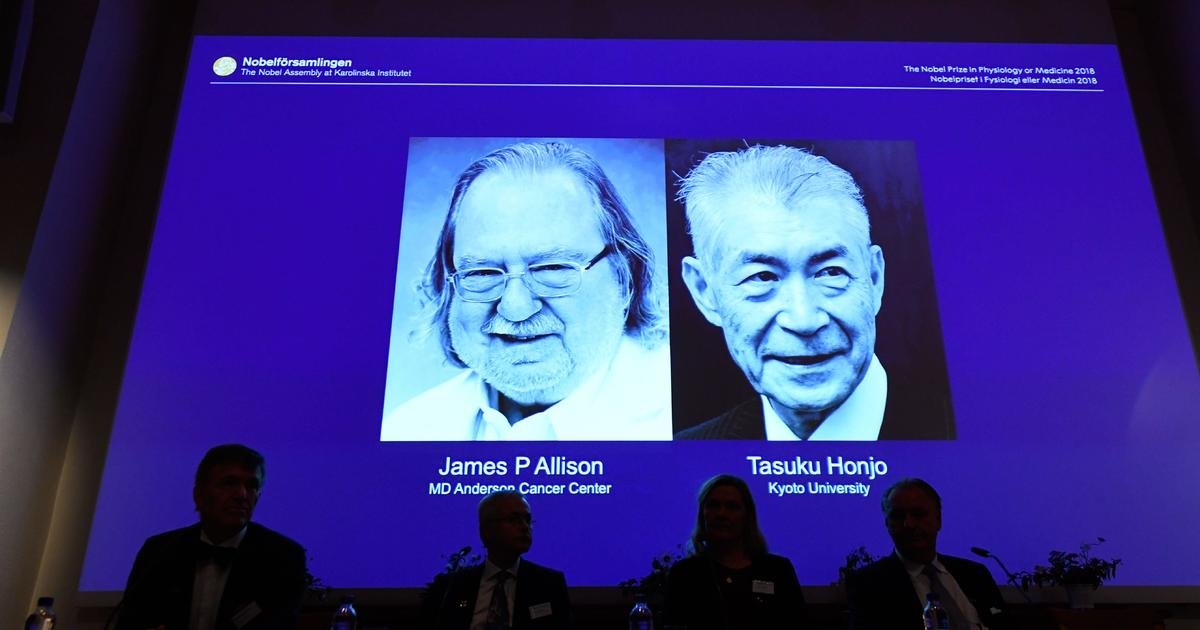 Nobel prizes in physiology and medicine 2018 nfl