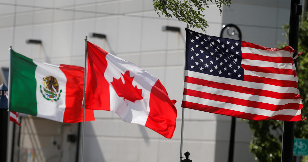 Here's what's in the U.S.-Mexico-Canada Agreement, the new NAFTA