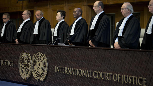 United Nations  court sides with Iran and orders USA  to lift some sanctions