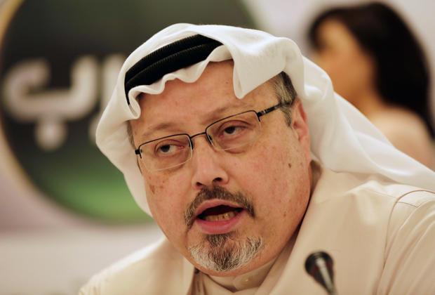 Saudi Arabia Missing Writer