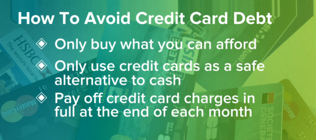how to manage credit card debt