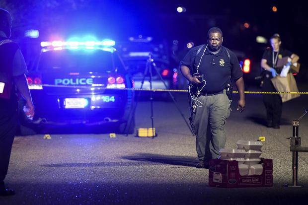 Police Shooting South Carolina