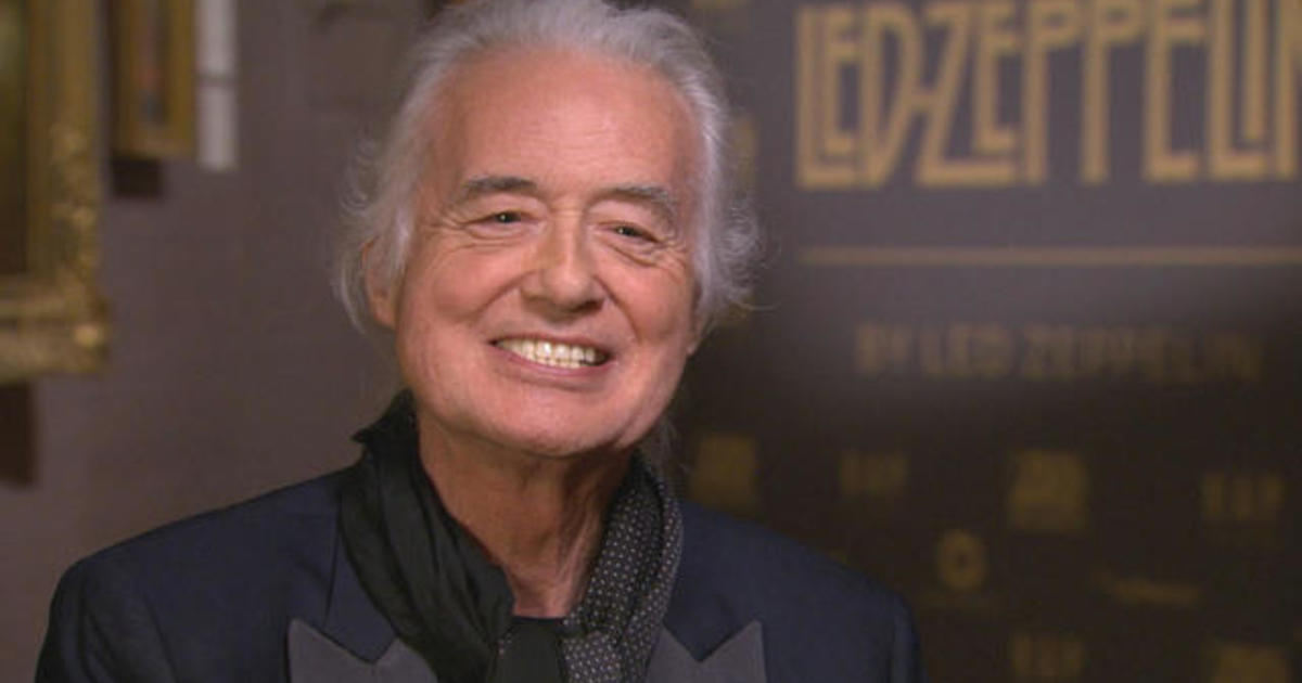"Led Zeppelin's Jimmy Page on the band's ""life-changing"" first rehearsal"