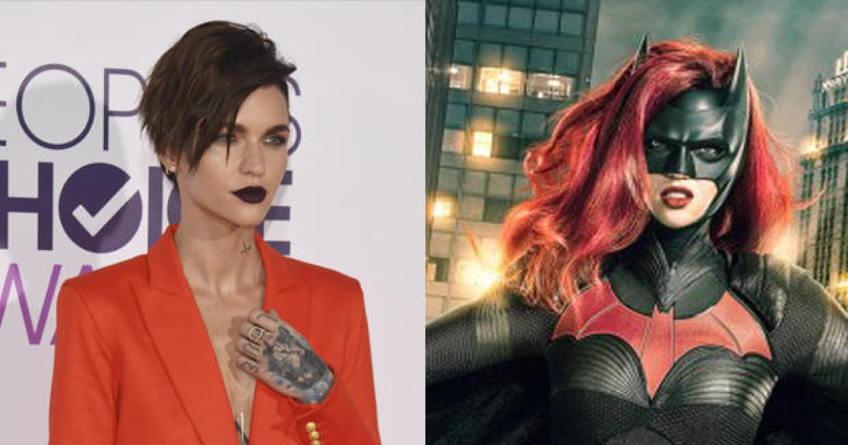 See Ruby Rose as Batwoman in first teaser for DC crossover