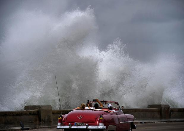 Hurricane Michael in Cuba