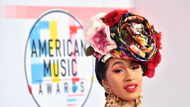 2018 American Music Awards red carpet