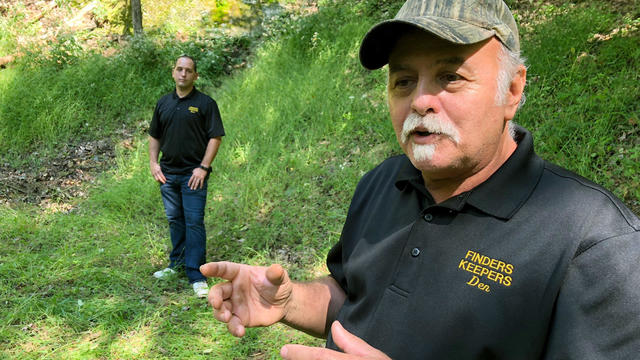 Civil War Gold FBI Dig