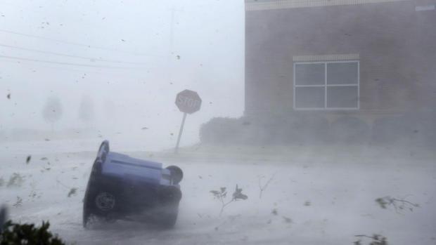 Hurricane Michael hits Florida