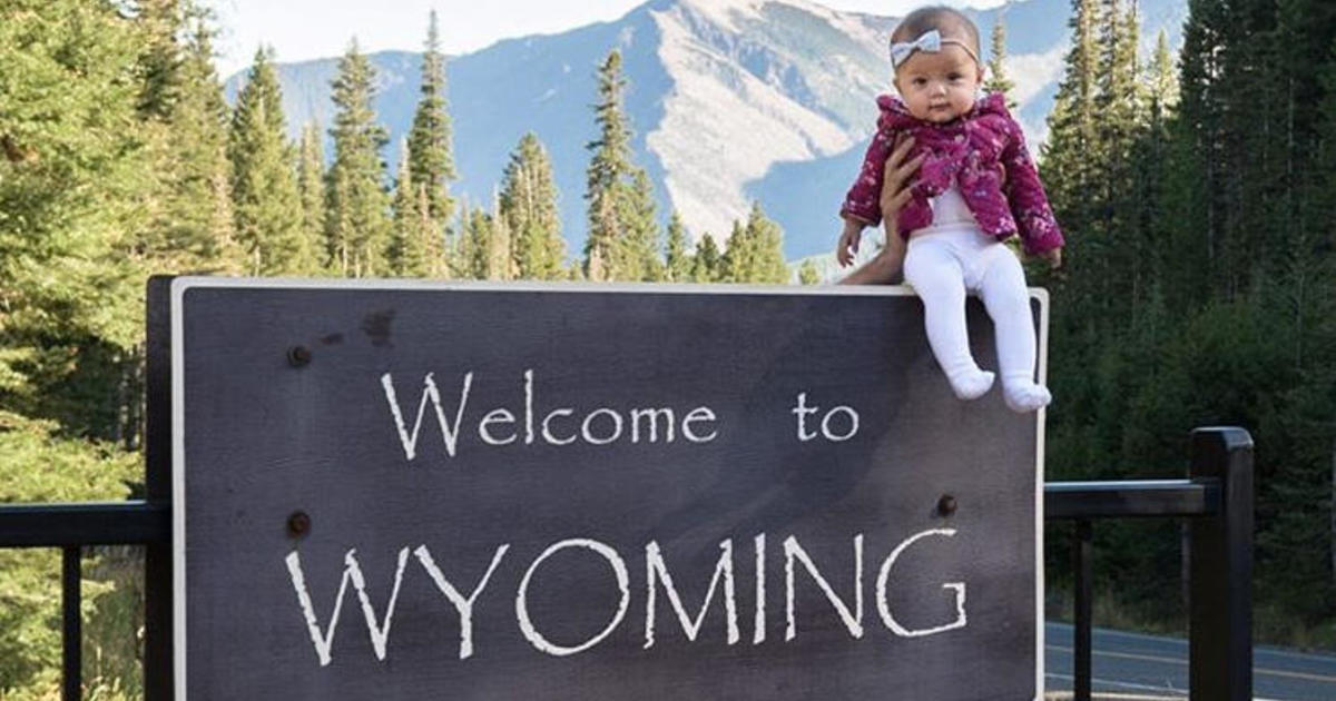 Baby set to finish roadtrip to become youngest person to visit all 50 states