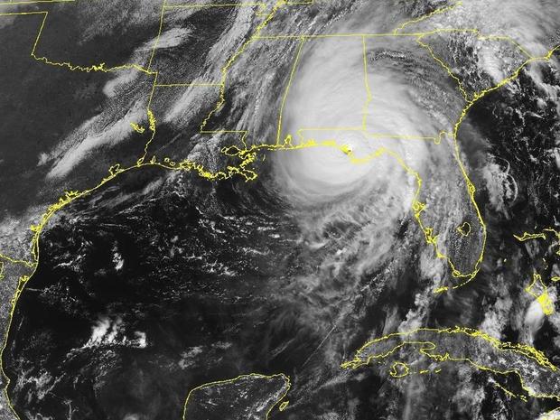 Quot Potentially Catastrophic Quot Hurricane Michael Makes