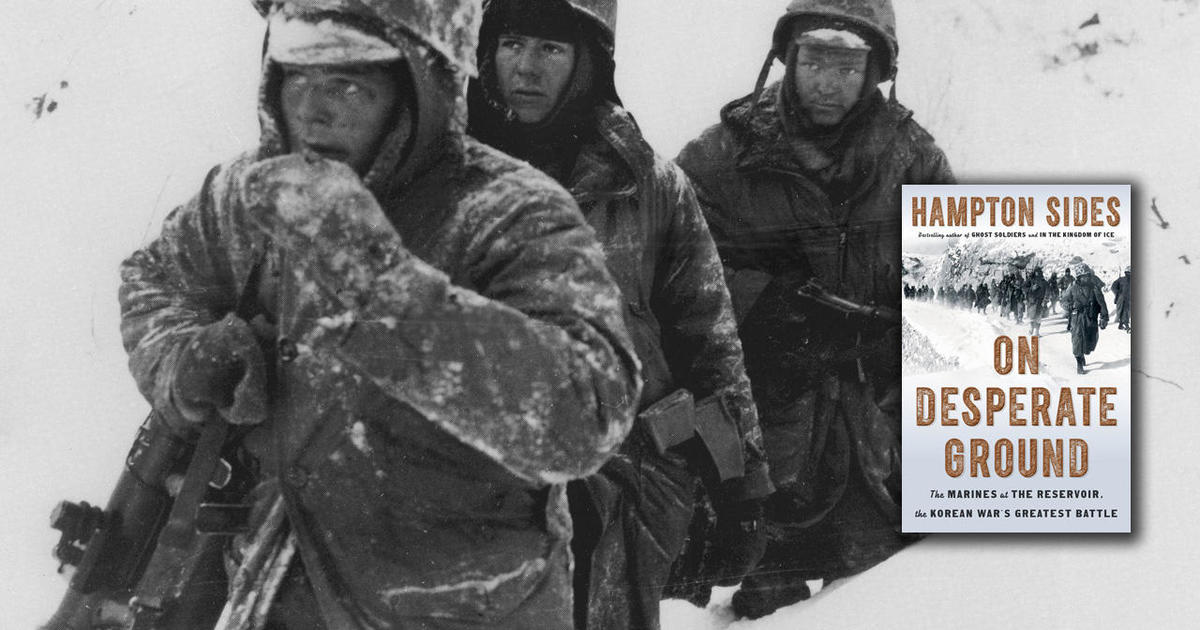 """Excerpt: """"On Desperate Ground,"""" the story of the Korean War's greatest battle"""