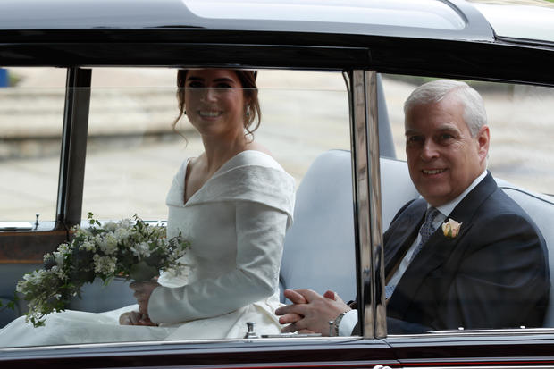Princess Eugenie's royal wedding