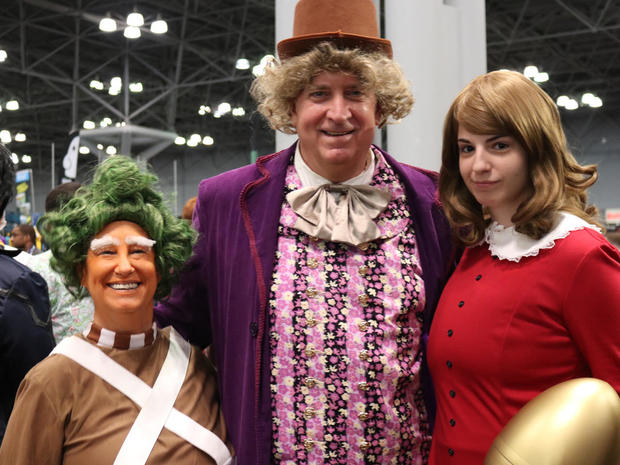 Cosplay at New York Comic Con