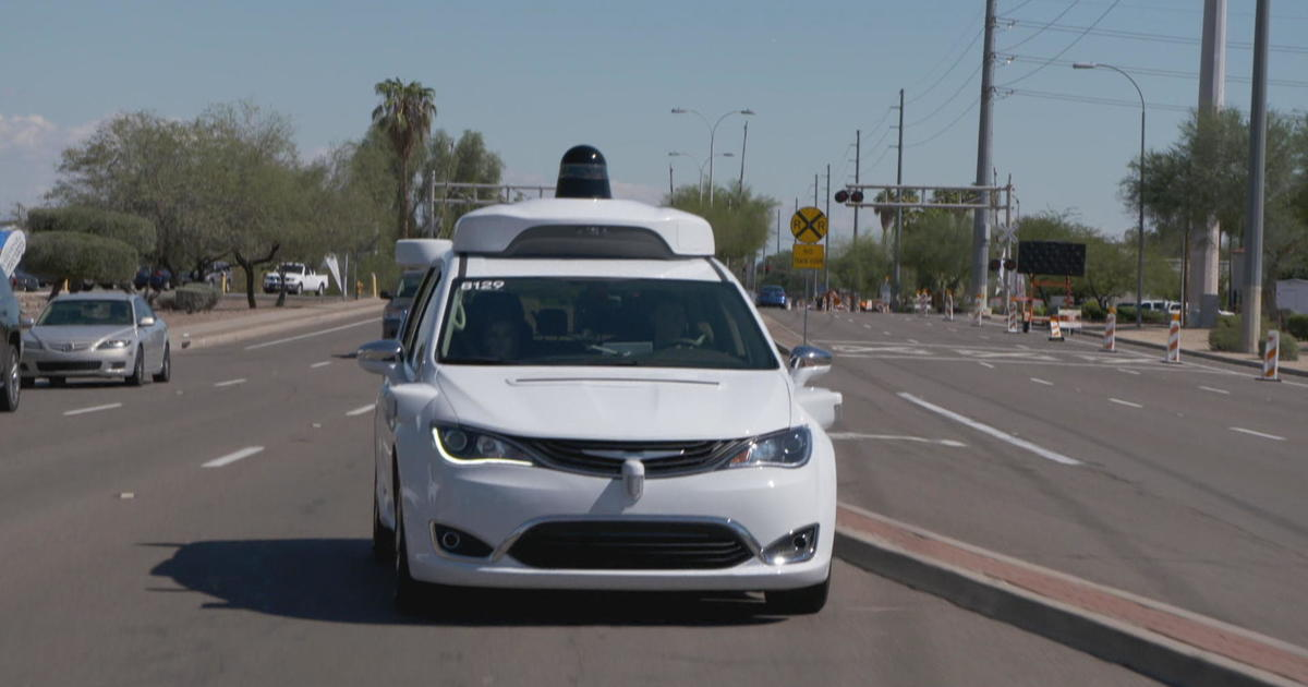 A flesh-and-blood obstacle for self-driving cars: Road rage
