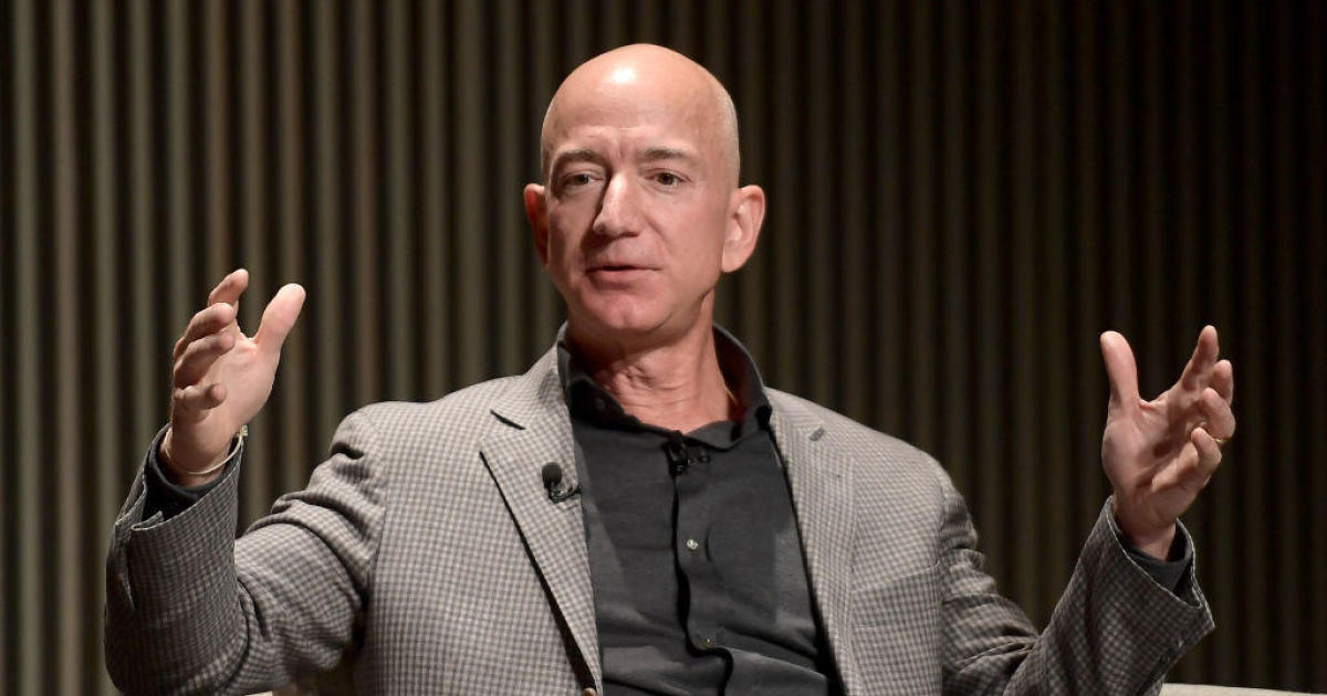 Jeff Bezos explains decision to work with Defense Department