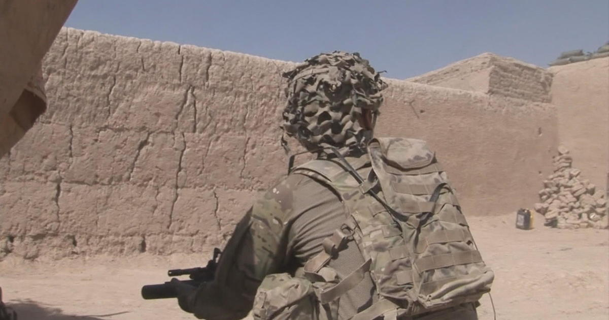 U S  and Afghan forces battle Taliban and ISIS ahead of