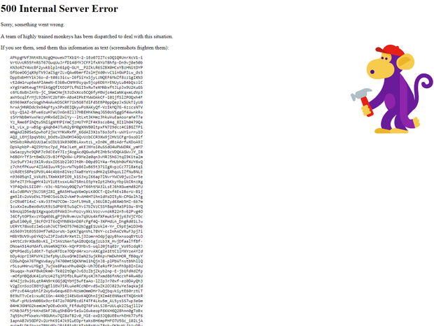 YouTube is down: Users seeing Error 503 message while trying