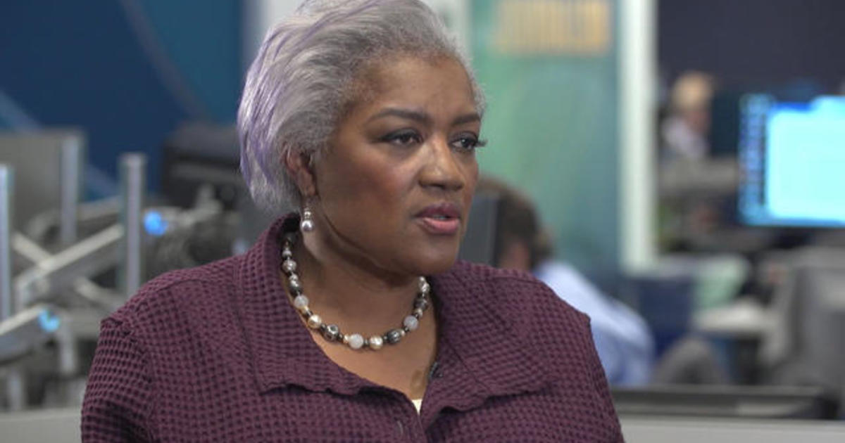 Donna Brazile discusses new book and Democratic outlook ahead of midterms