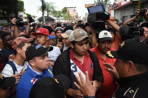 GUATEMALA-MEXICO-HONDURAS-US-MIGRATION