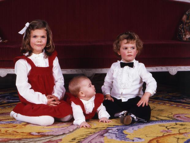 Sweden Royal Christmas 1982