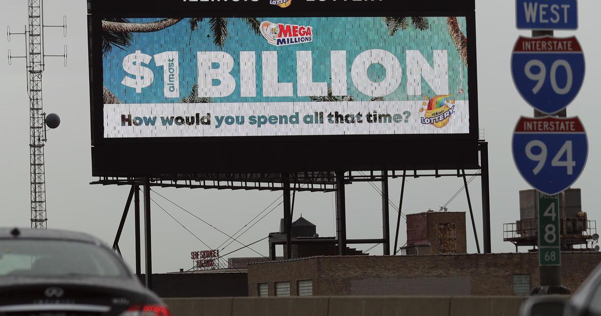 Mega Millions winning numbers Friday's $1 billion jackpot ...