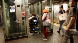 The New York City subway's accessibility problem