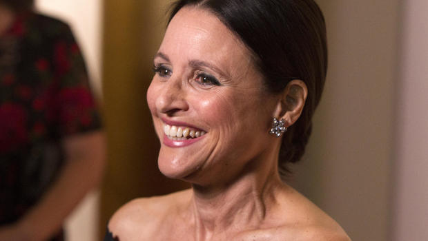 Julia Louis-Dreyfus celebrated for career achievement in comedy